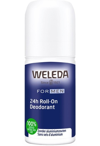 Weleda Deodorant Men Roll-on 24h 50ml