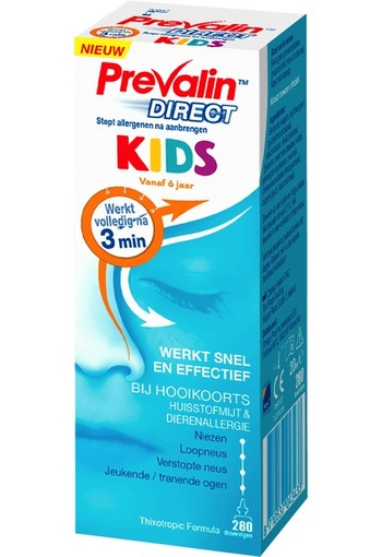 Prevalin Kids nasal spray- Neusspray 20 ml