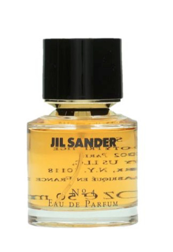 Jil Sander No. 4 eau de parfum female (50 ml)